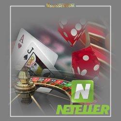 Jeux accessibles avec Neteller